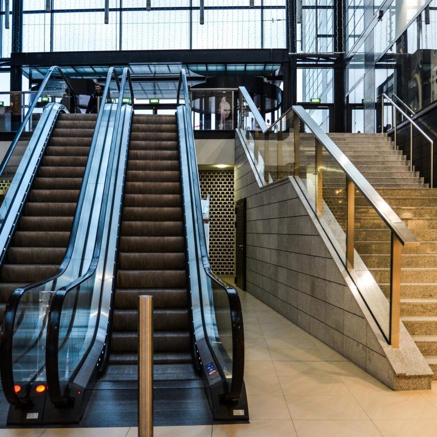 scări rulante